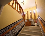 escalera-hostal-guadiana